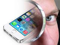 iPhone 5S spy