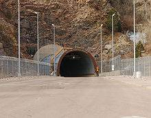 Il bunker di Cheyenne Mountain in Colorado Springs