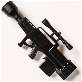 La Cina crea un fucile laser capace di produrre ustioni che